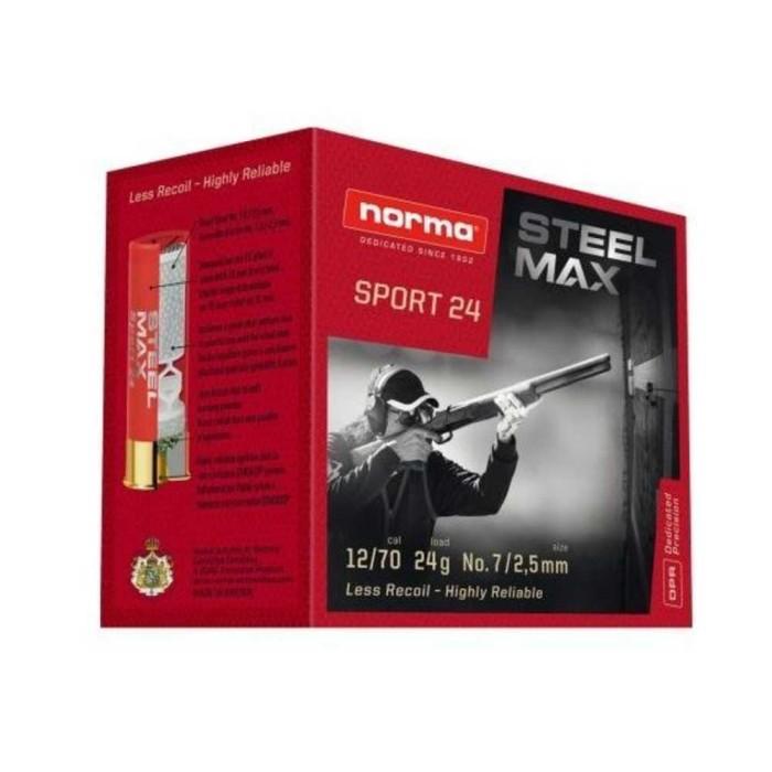 Norma Steel Sport 12/70 24g