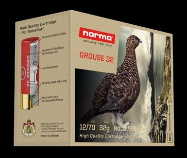 Norma Grouse 12/70 US6 32g