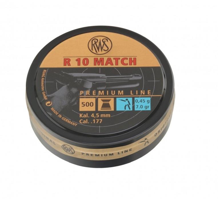 RWS R10 Gul 4,5mm 0,53g