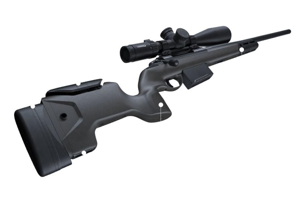 Sako S20 Kolv - Precision