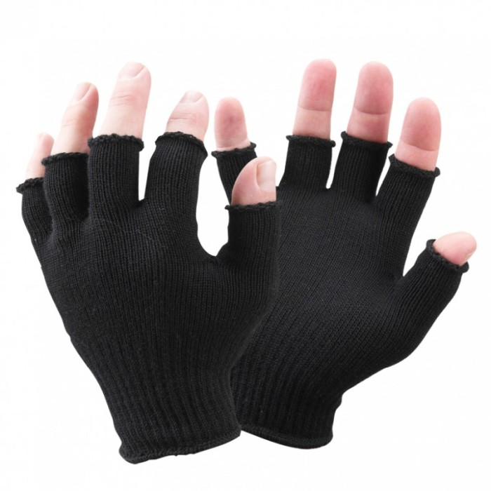 Sealskinz Merino Fingerlös handske