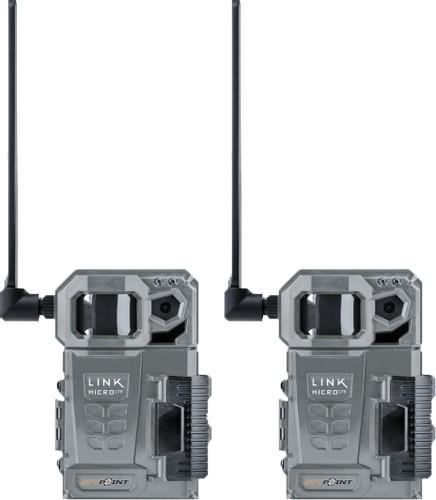Spypoint Link-Micro LTE Åtelkamera 2-pack