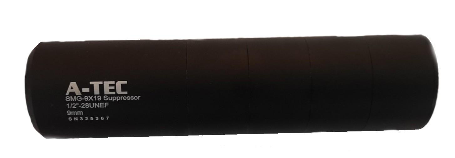 A-Tec SMG 9x19 1/2-28