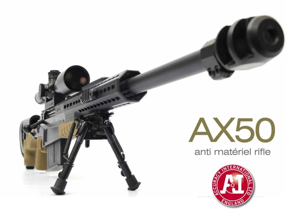 Accuracy International AX-50