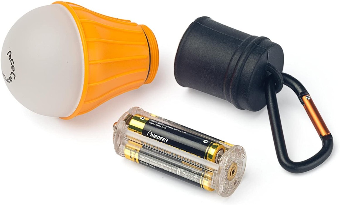 AceCamp Led Lampa med Karbinhake