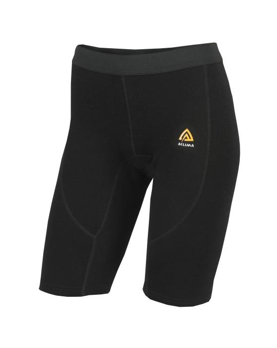Aclima WarmWool Long Shorts - Dam
