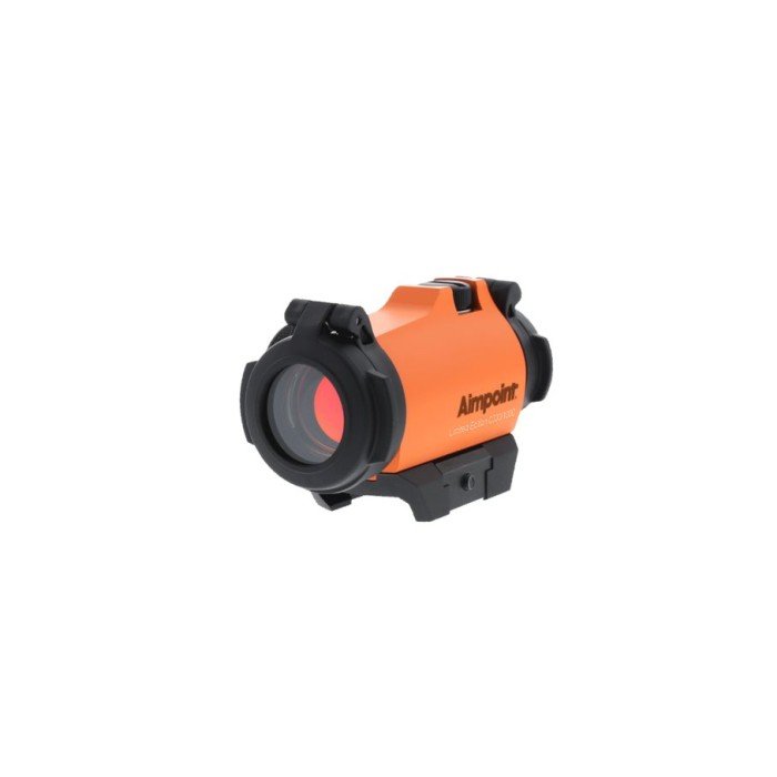 Aimpoint Micro H-2 Limited Edition Orange
