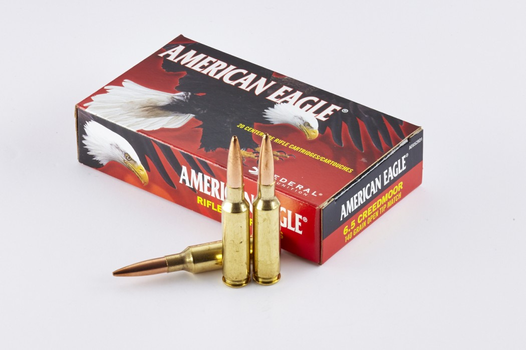 American Eagle 6,5Creedmoor 9,1g