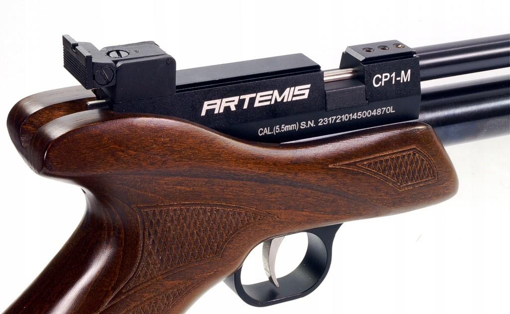 Artemis CP1-M Kolsyrepistol