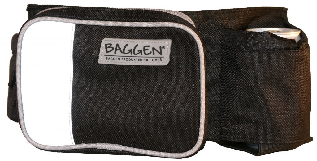 Baggen Softbelt Väska