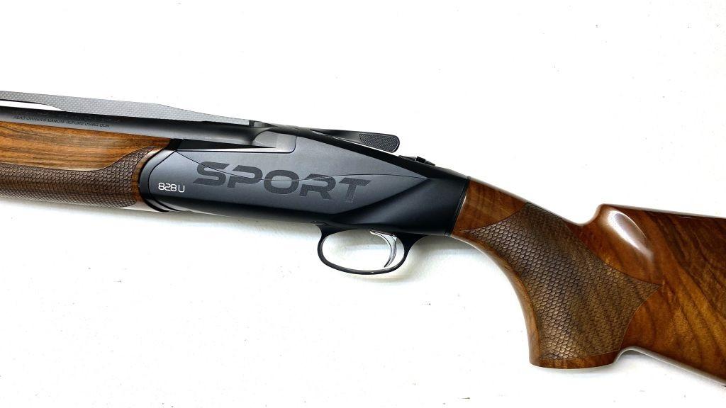 Benelli 828U Sport Hagelgevär