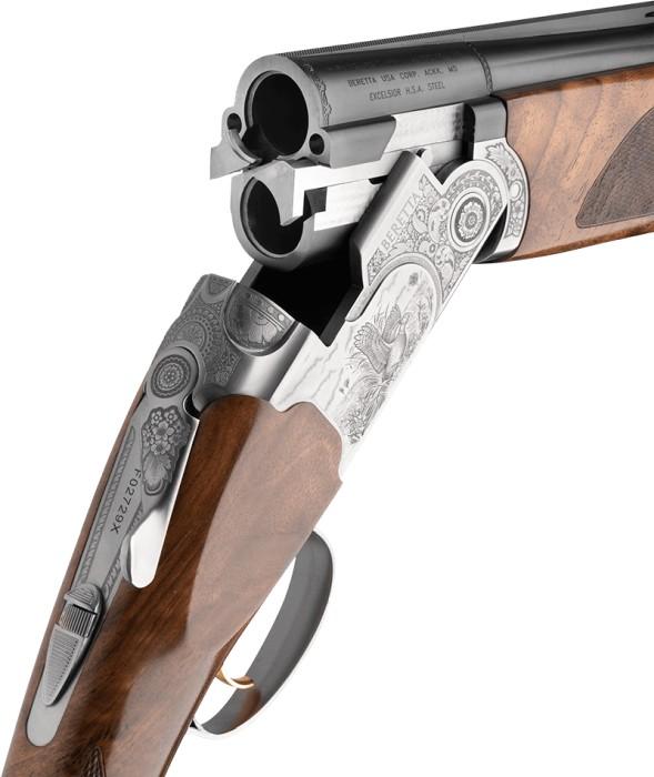 Beretta 687 SP III Justerbar Hagelgevär