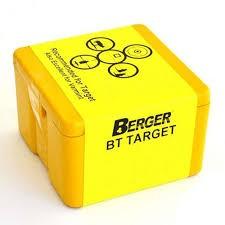 Berger Kula BT Target 6mm 105gr