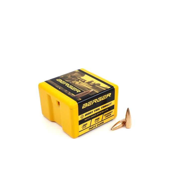 Berger Kula BT Target 6mm 65gr