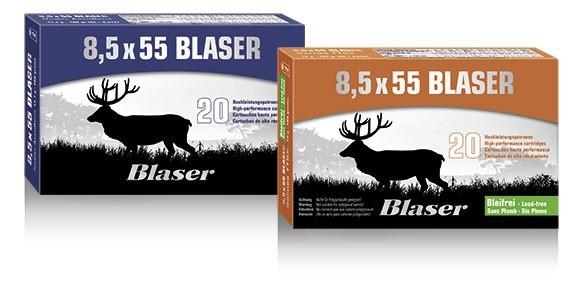 Blaser 8,5x55 CDP