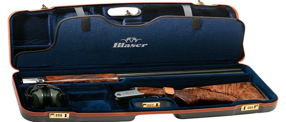 Blaser Koffert Hagelvapen