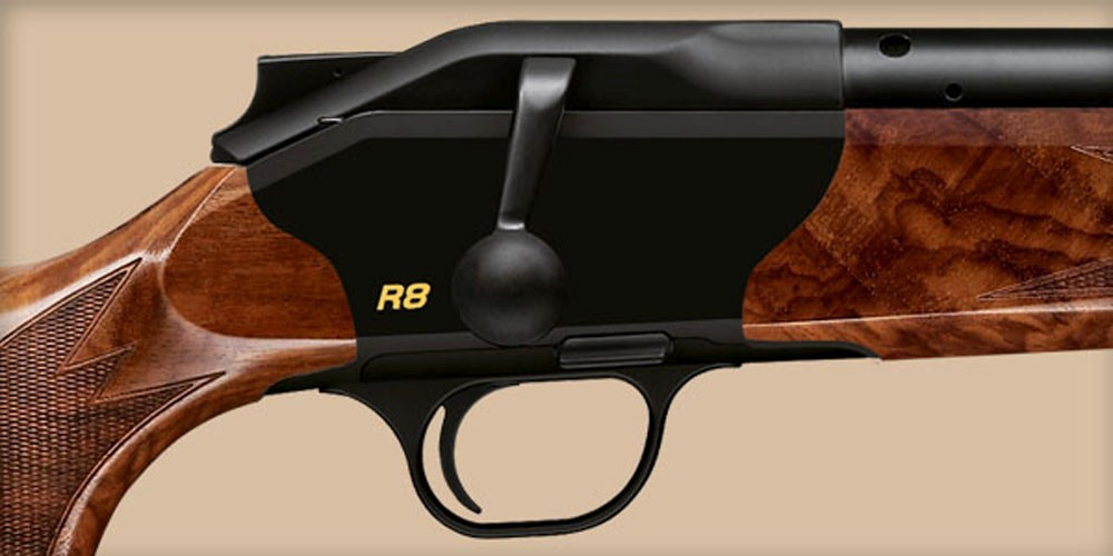 Blaser R8 Kolv Standard Svart