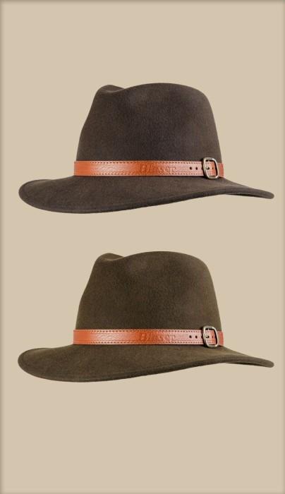 Blaser Travel Hat
