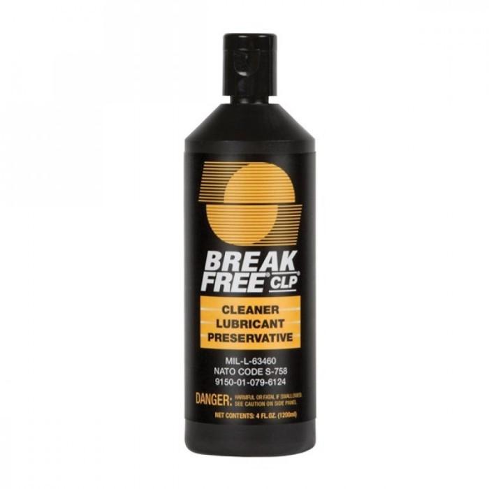 Vapenolja Break Free CLP 120 ml Flaska