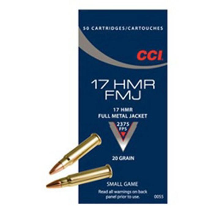 CCI 17HMR FMJ