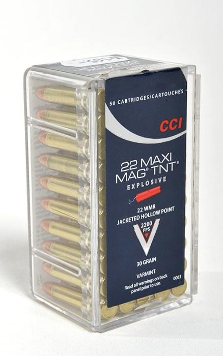 CCI 22WMR V-Max