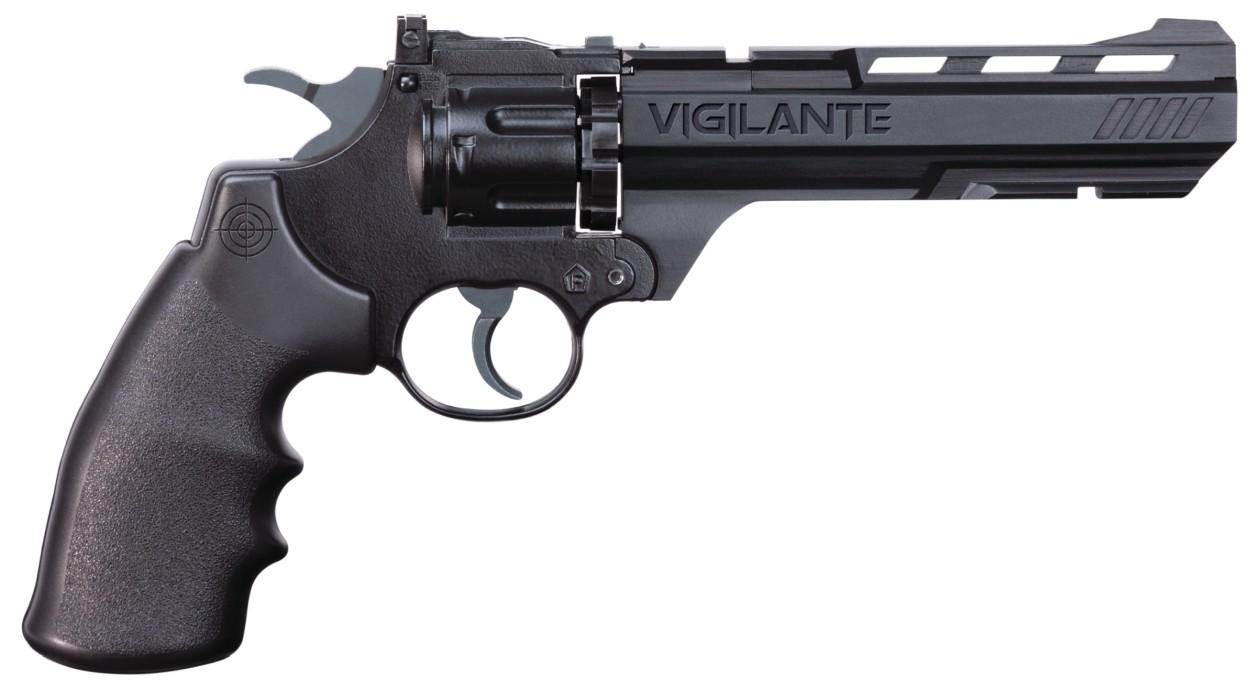 Crosman Vigilante Revolver Kolsyrepistol
