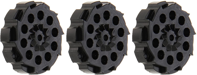 Crosman Vigilante Magasin 4,5 mm 3-Pack