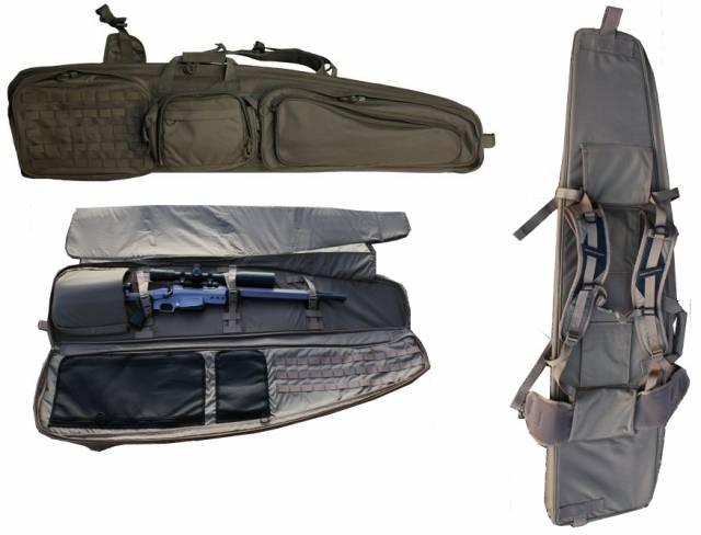 Eberlestock E2B Sniper Sled Drag Bag