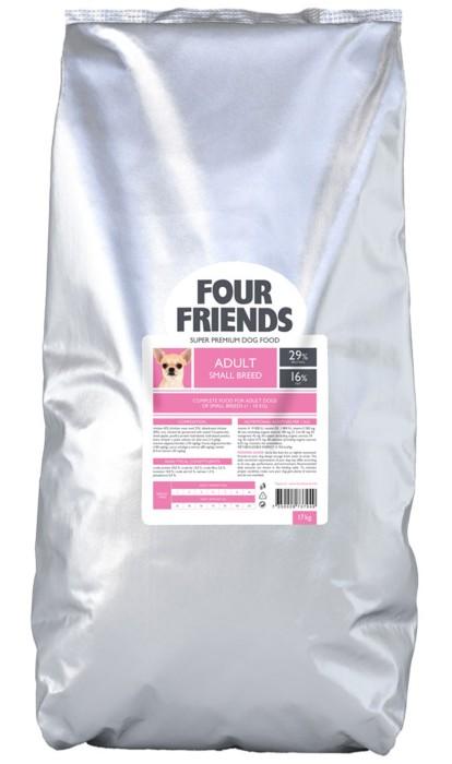 FourFriends Adult S, 17kg
