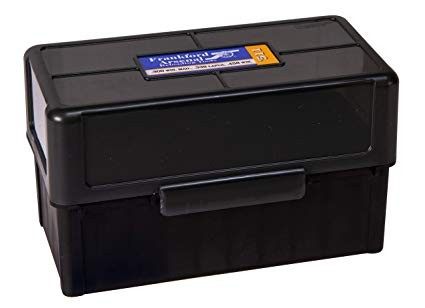 Frankford Arsenal Hinge-Top Ammo Box 50 Patroner