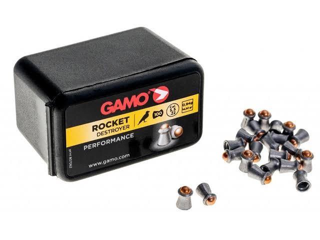 Gamo Rocket Destroyer - Ammunition