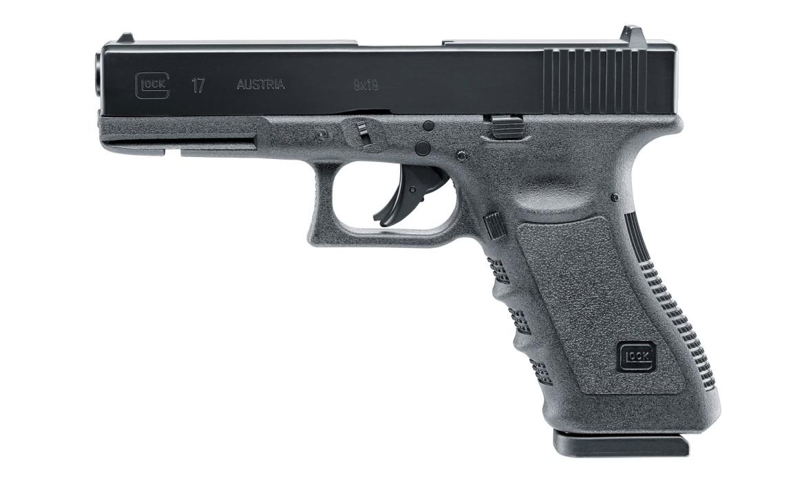 Glock 17 4,5mm Luftpistol