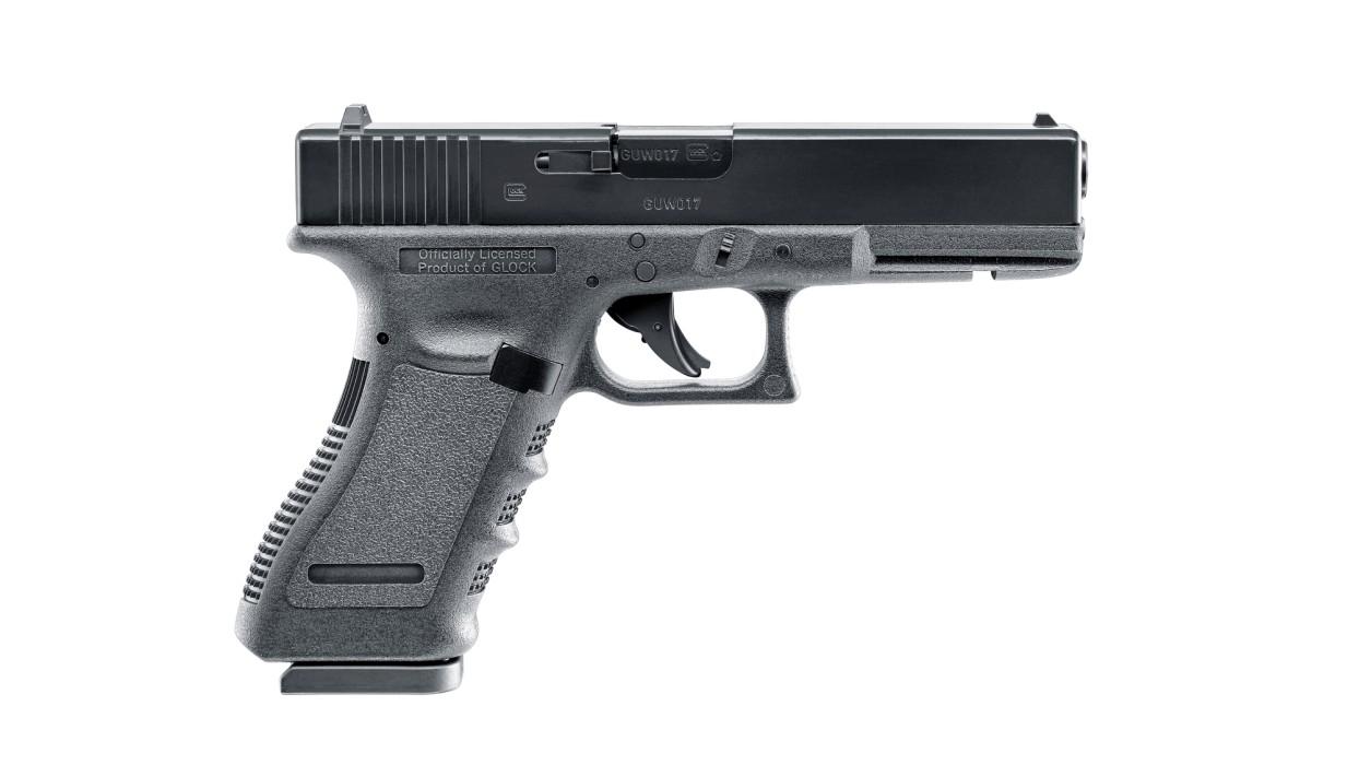 Glock 17 Kolsyrepistol
