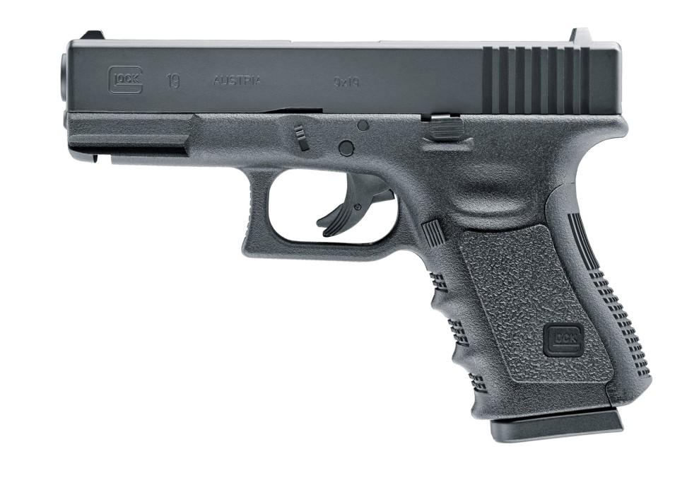 Glock 19 Kolsyrepistol
