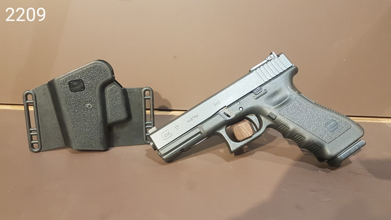 Glock 17 9x19 (Nr.2209)