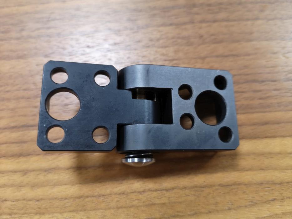 GRS Bolthorn Adapter för vikbar kolv