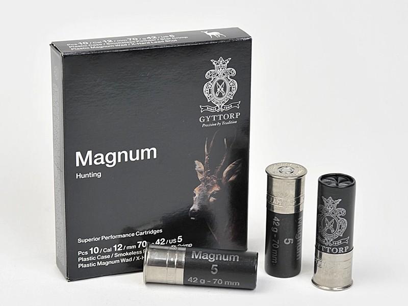 Gyttorp Magnum 12/70 5 42g