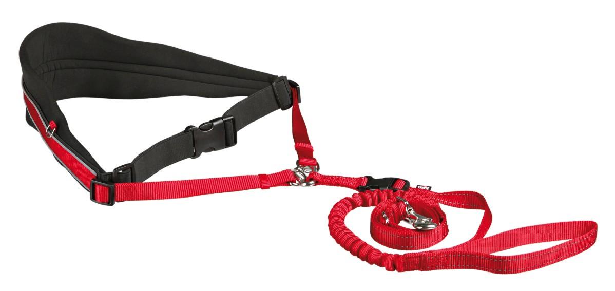 Trixie Handsfree-bälte m expander 70-120cm