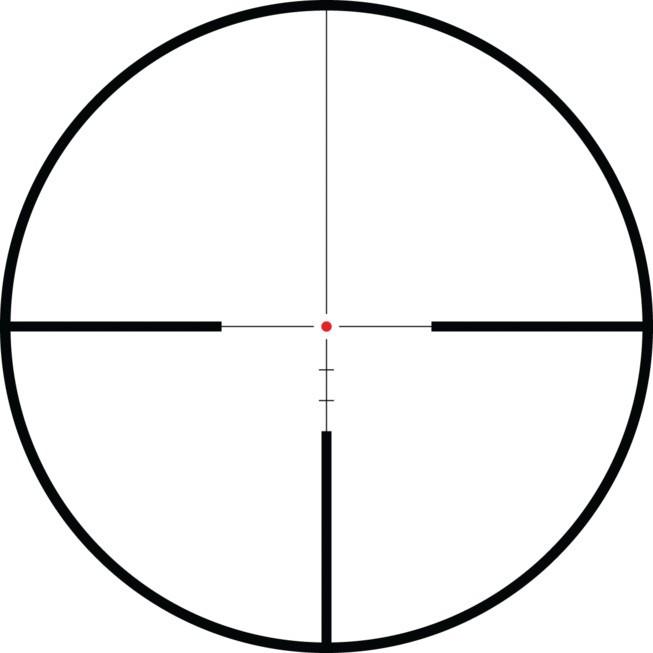 Hawke Endurance 30 WA 2,5-10x50 IR LR Dot