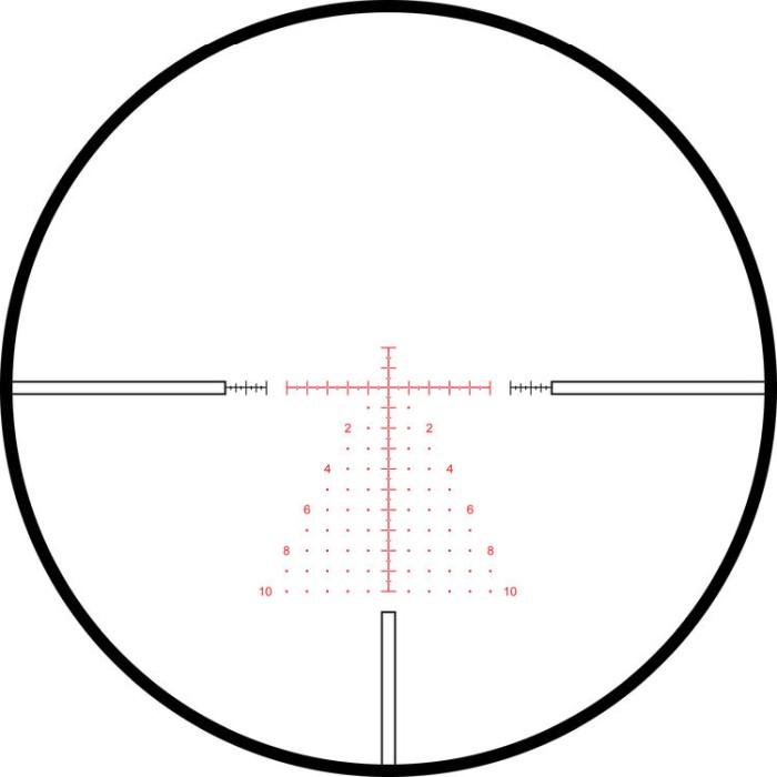 Hawke Frontier 30 SF 3-15x50 FFP Belyst Mil Pro
