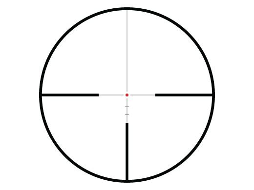 Hawke Frontier 30 SF 2,5-15x50 LR Dot