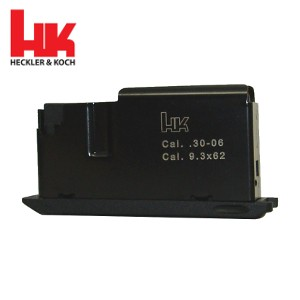 Magasin H&K SLB2000  30-06, 9,3x62, 2-skott