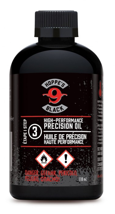 Hoppe's Black Precision Oil 118ml