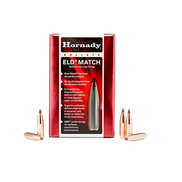 Hornady Kula Eld-Match .30 168gr