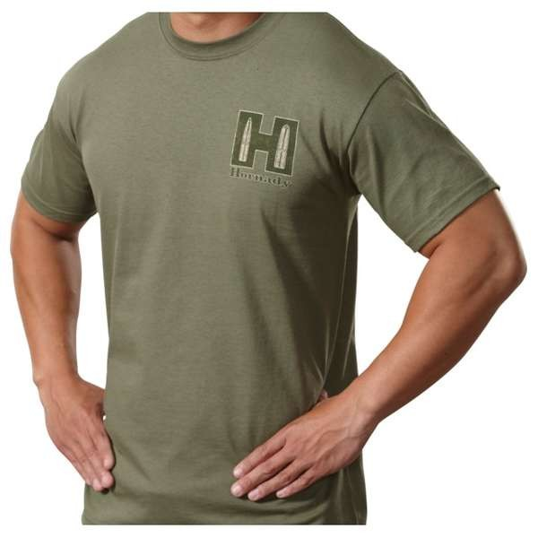 Hornady Sage & Tan T-Shirt