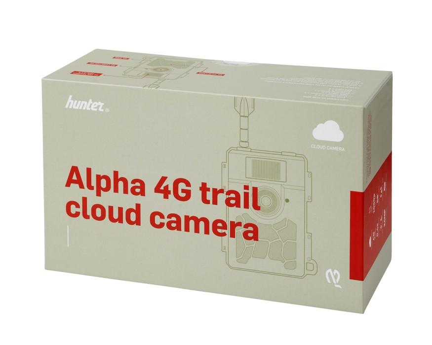 Hunter Alpha Cloud Åtelkamera