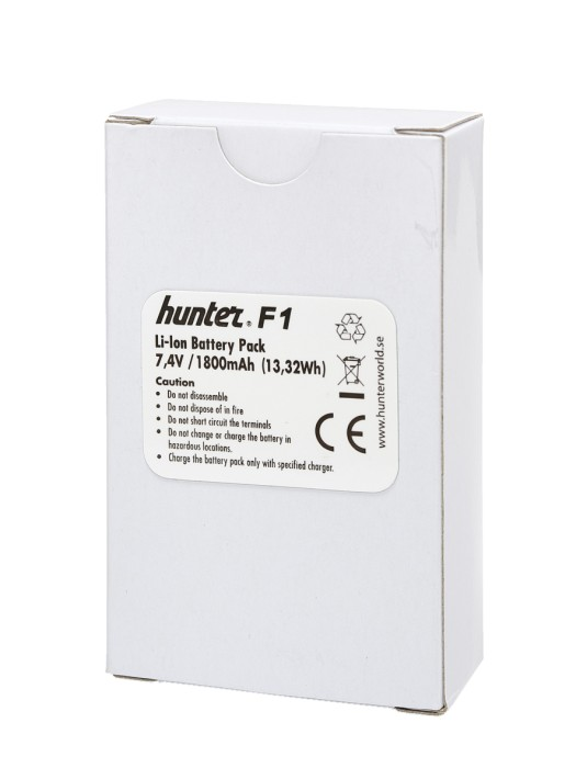 Hunter Batteri F1