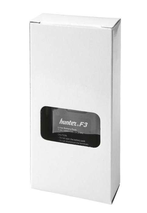 Hunter Batteri F3