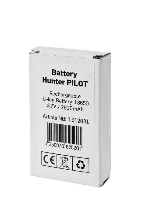 Hunter Batteri Pilot