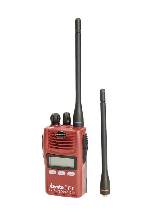 Hunter F1 155 MHz